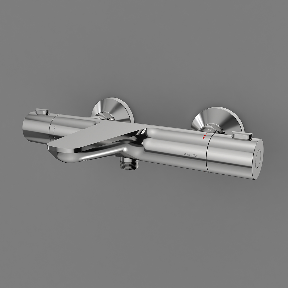 F5050000 Thermostatic bath and shower mixer