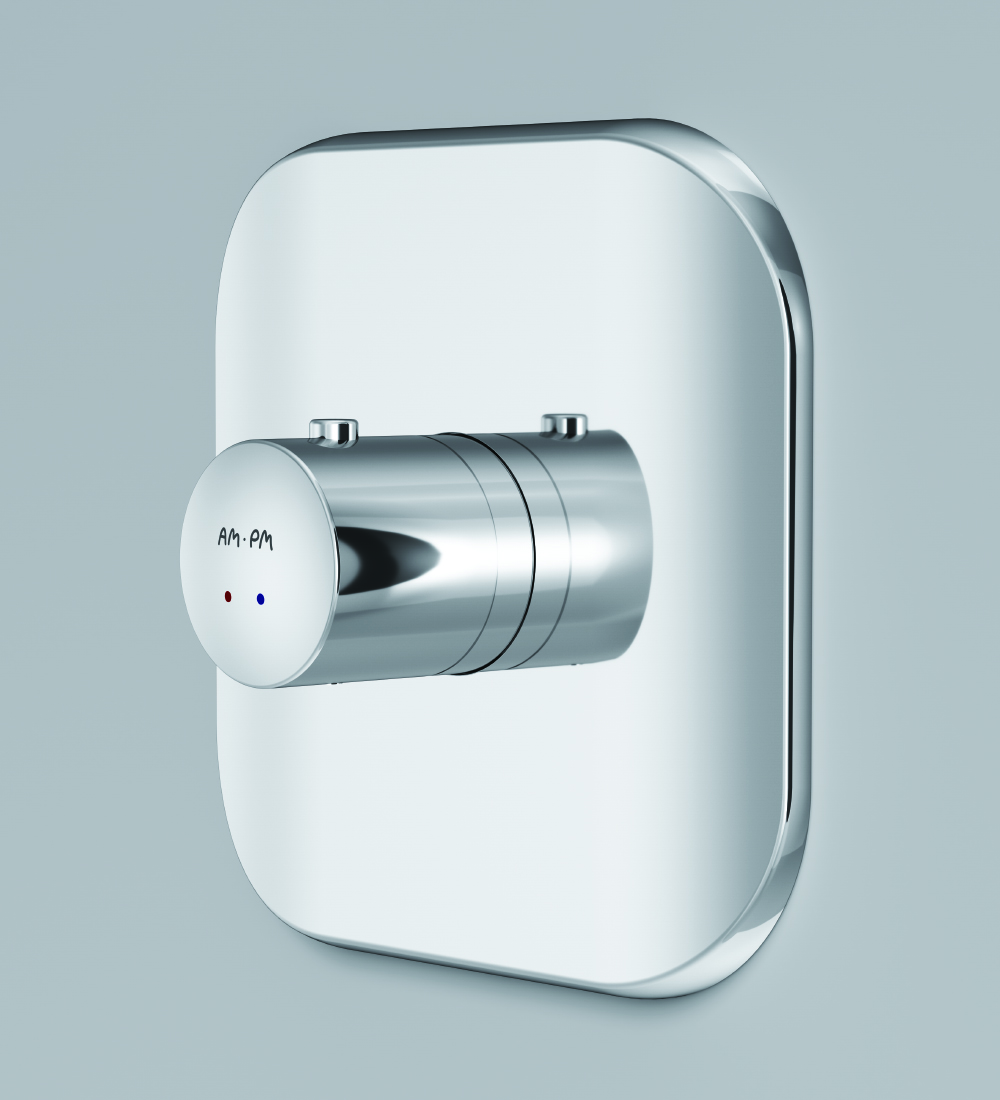 F3075500 Thermostatic mixer for concealed installation
