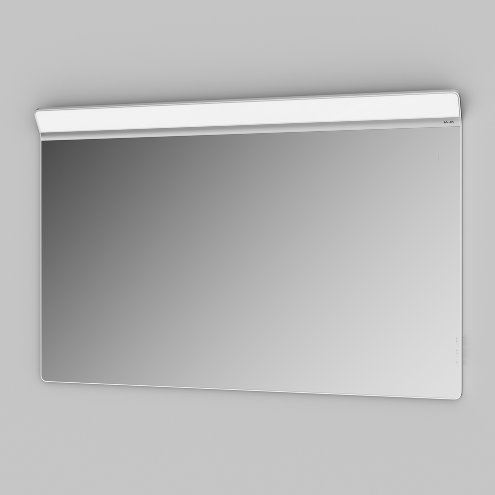 M50AMOX1001SA Mirror with lighting, 100 cm