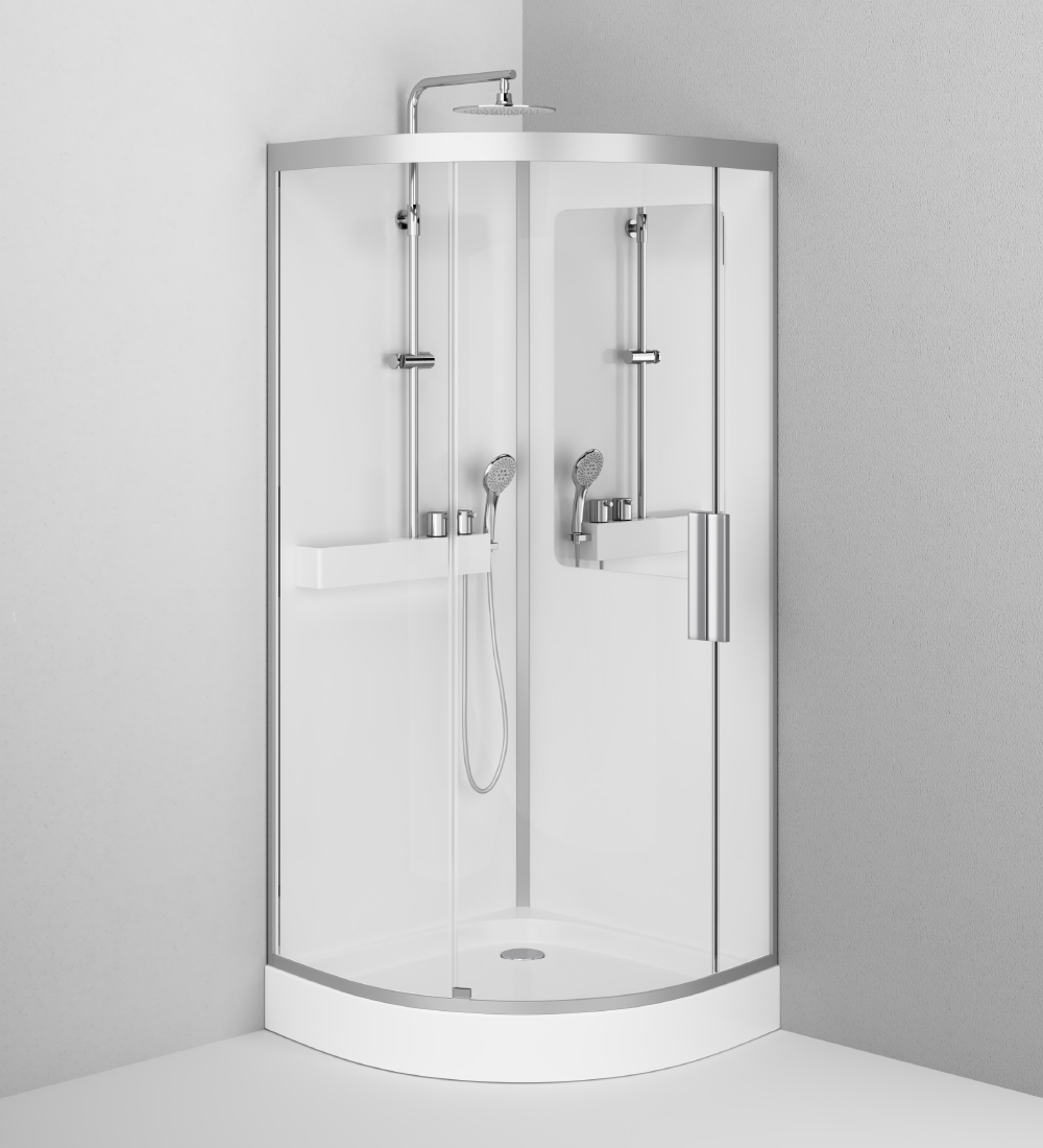 W80C-016-090MTA Shower cabin