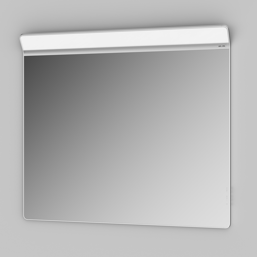 M50AMOX0801SA Mirror with lighting,  80 cm