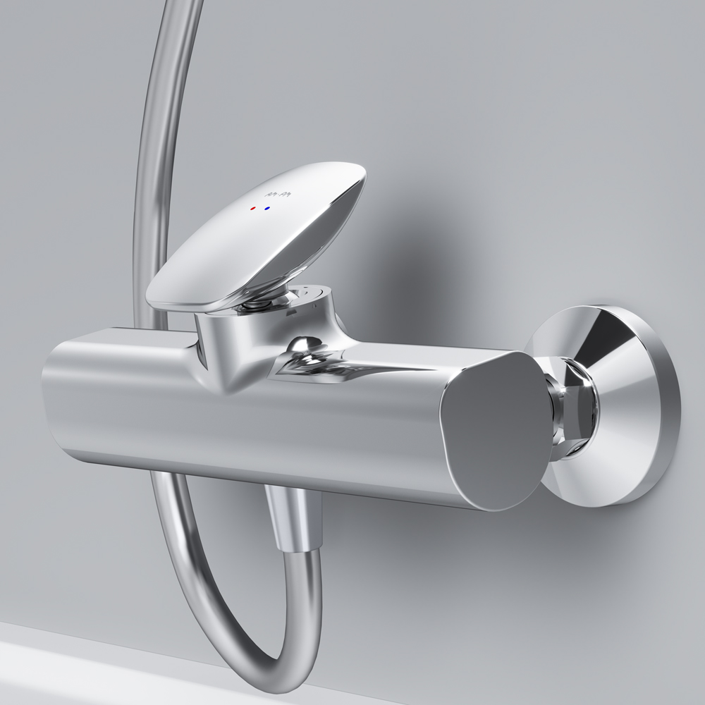F70A20000 Single-lever shower mixer