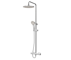 ShowerSpot with thermostatic mixer