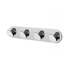 Towel hook set