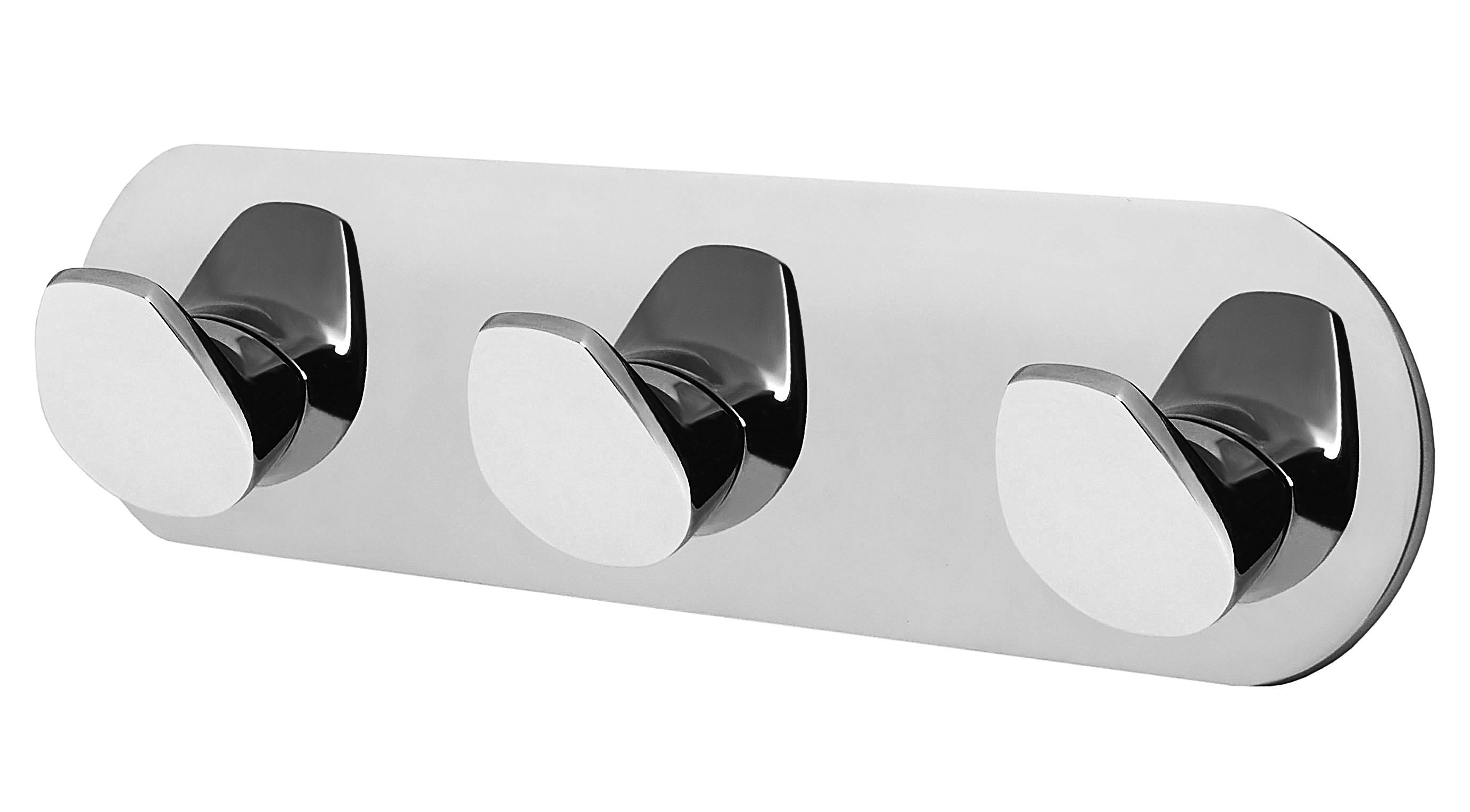 A5035700 Triple towel hook
