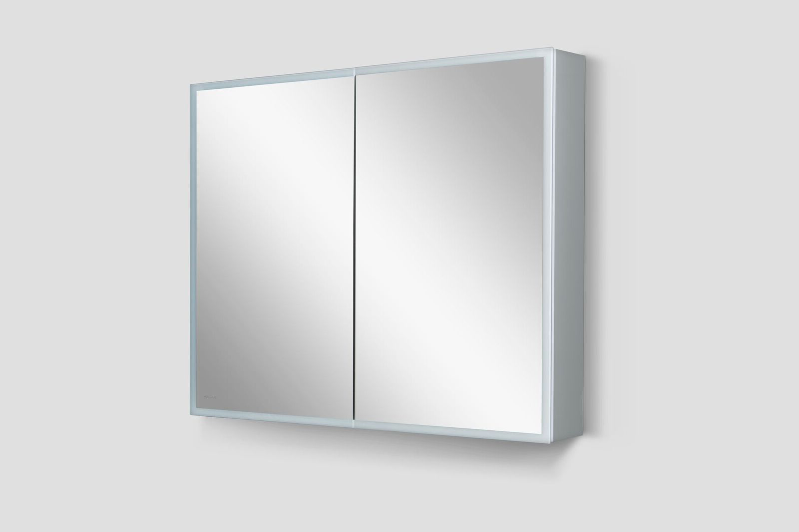 M70AMCX1002 Mirror cabinet with lighting, 100 cm
