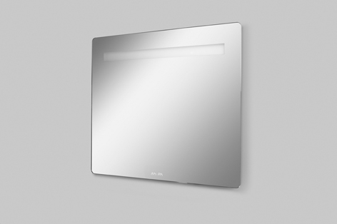 M90MCR0641 Mirror cabinet with lighting, 64 cm
