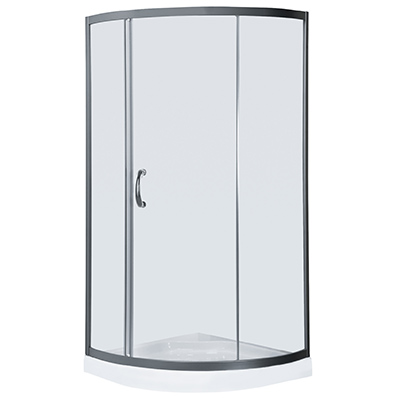 Shower enclosure Solo Slide 90 sliding doors