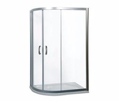 Shower enclosure Twin Slide 120 sliding doors