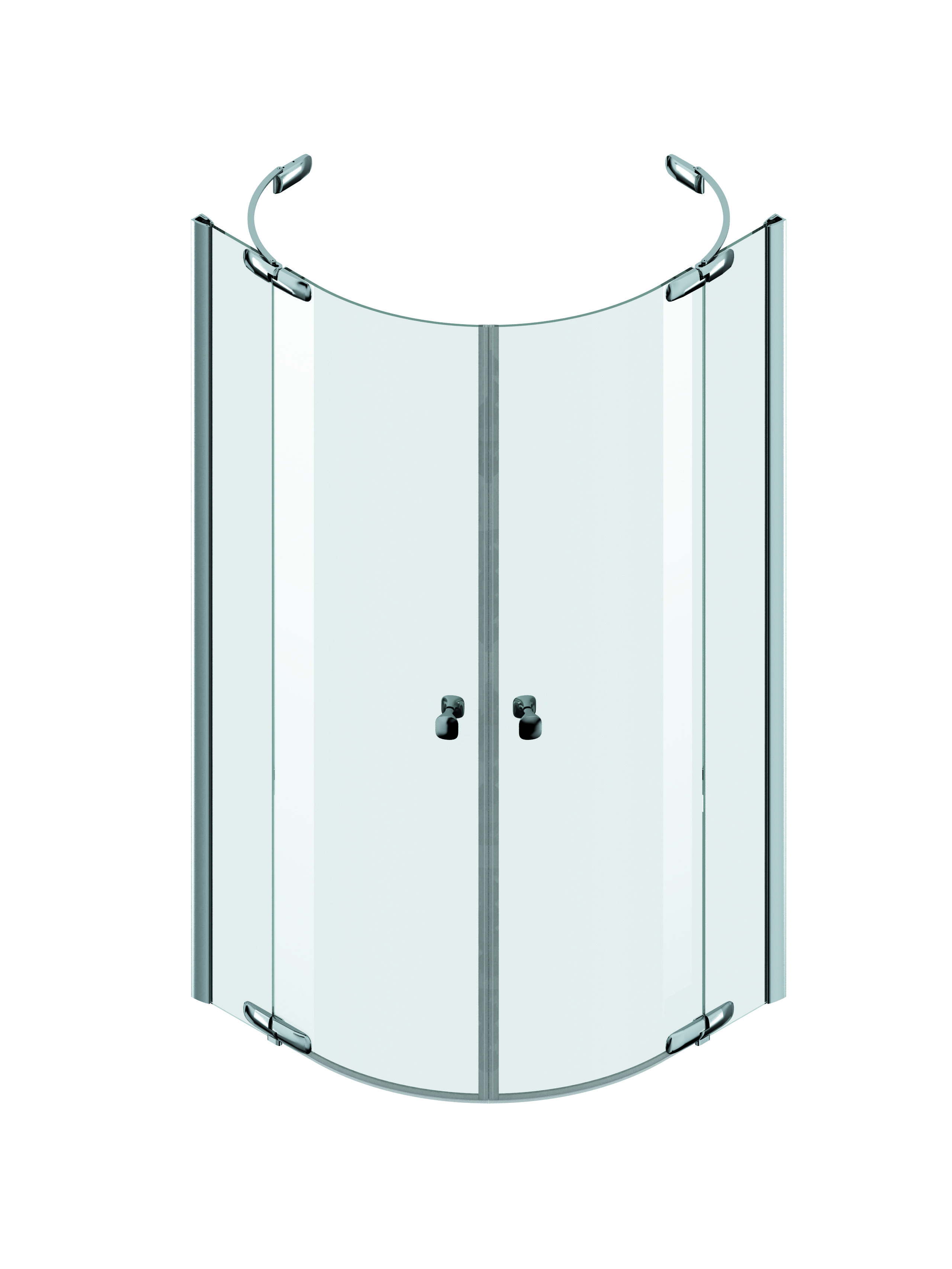 W30G-D90R2-200-C Shower enclosure, swing doors