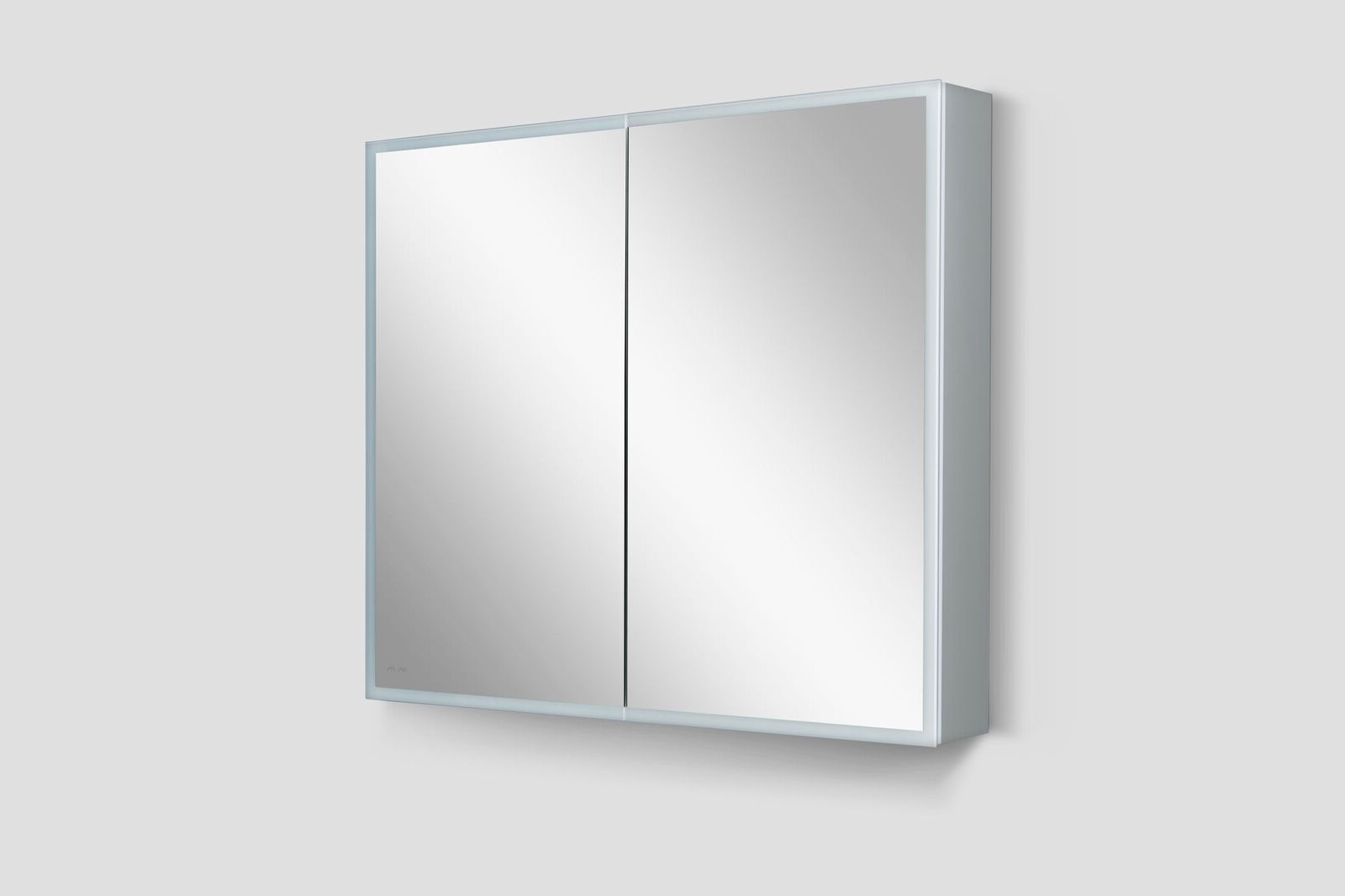M70AMCX0801 Mirror cabinet with lighting, 80 cm